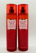 2-Pack Bath & Body Works YOU'RE THE ONE 2020 Fine Fragrance Mist Spray S... - $23.05