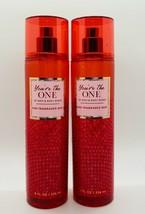 2-Pack Bath & Body Works YOU'RE THE ONE 2020 Fine Fragrance Mist Spray Set 8 oz - $24.74