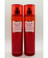 2-Pack Bath & Body Works YOU'RE THE ONE 2020 Fine Fragrance Mist Spray S... - $24.74