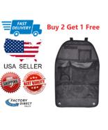 Car Seat Back Organizer Storage Bag Travel Pocket Holder Multi Auto Hang... - $4.55