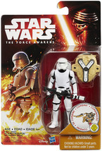 Hasbro Star Wars Force Awakens Flametrooper 3.75 inch Action Figure - $19.99