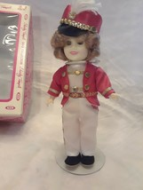 IDEAL SHIRLEY TEMPLE Stand Up To Cheer DOLL 8 INCH - $29.02