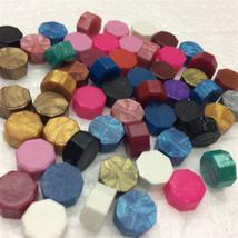 35Pcs Colorful Sealing Wax Beads Wax Seal Stamp Wedding Decor Supplies - $8.61 CAD