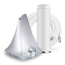 SureCall Flare Cell Phone Signal Booster for Home Omni Antenna Configura... - $225.00