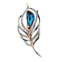 Women Brooch Pins Fashion Clothing Accessories Alloys Breastpin Jewelry Pins