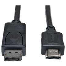 Tripp Lite Displayport To Hdmi Adapter Cable, 3 Ft TRPP582003 - $23.11
