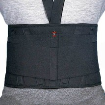 Core Products Black Elastic Industrial Belt-XXXL - $45.42
