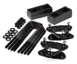 "For 2007-2020 GMC Sierra 1500 3"" Front + 1"" Rear Lift or Level Kit Carbon Steel - $171.90"