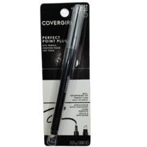 Covergirl Perfect Point Plus Eyeliner Black Onyx 200 Self-Sharpening - $8.89