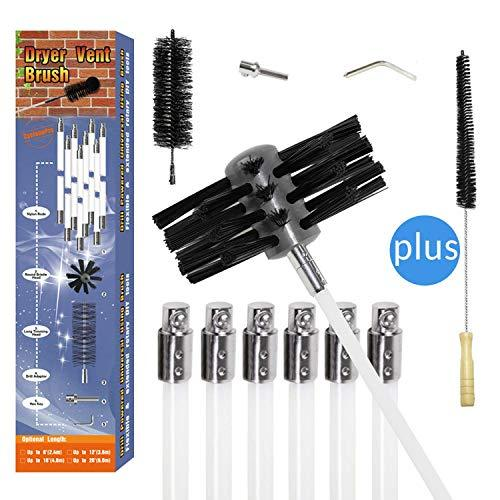 Dryer Duct Cleaning Kit No Stuck No Loose New Design