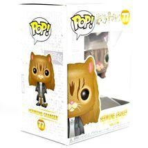 Funko Pop! Harry Potter Hermione Granger as Cat #77 Vinyl Action Figure NIB image 5