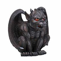 Pacific Giftware 7 Inches Winged Guardian Gargoyle Candle Holder - $29.25