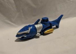Power Rangers Megaforce Gosei Great Megazord Bandai - Blue Shark Megazord - $7.99