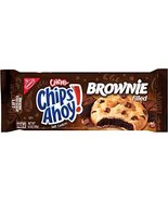 Nabisco Chips Ahoy! Chewy Chocolate Chip Cookies, Brownie, 9.5 oz - $9.59