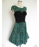 Anthropologie Plenty by Tracy Reese Braque Bustier Bodice Dress P XS Gre... - $28.99