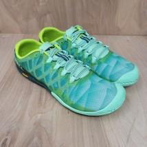 Merrell Vapor Glove 3 Womens Barefoot Hiking Trail Running Shoes Sz 8.5 J12678 - $76.87
