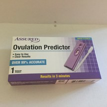 NEW Home Ovulation Predictor 99% Accurate Results in 3 Minutes - $3.95