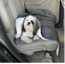 THERAPEDIC Weighted PET  Blanket 3 pounds GREY -   --FREE SHIPPING image 5