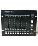 American DJ Model DP-8A Lighting Control Board Untested - $99.99