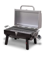 Char-Broil - 465640214 - Stainless Steel Portable Gas Grill - $108.85