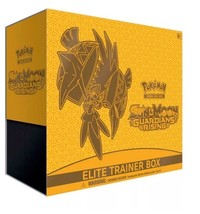 Sun and Moon Guardians Rising Elite Trainer Box Pokemon Trading Cards Sealed image 2