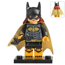 Batgirl (Barbara Gordon) DC Comics Batman Lego Minifigures Toy Gift New - $1.99