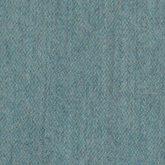 Camira Synergy Blue Twill Wool Upholstery Fabric LDS06 4.125 yds GZ
