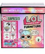 "L.O.L Surprise Ice Cream Pop-up Furniture & 2 Doll ""Bon Bon"" Series 2 Ne... - $14.73"