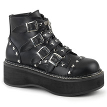 Demonia EMILY-315 Women's Ankle Boots BVL - $98.95