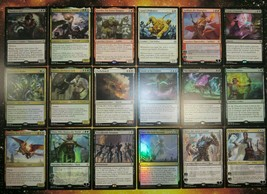 Magic the Gathering Rare Selection War of  War of the Spark Cards !! s140 - $38.00