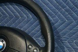BMW E36 E38 E39 Sport Steering Wheel M Tech w/ dual Stage Bag M Technik image 8