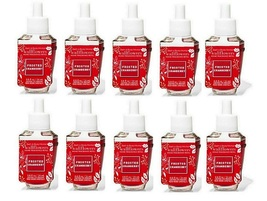 Bath & Body Works Frosted Cranberry Wallflower Home Fragrance Refill Bulb x10 - $66.99