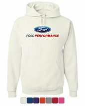 Ford Performance Hoodie Ford Mustang GT ST Racing Sweatshirt - $19.29+