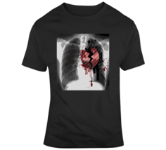 Broken Heart X-ray T Shirt - $26.99+