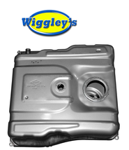 STAINLESS STEEL REAR FUEL TANK FOR-07-A FITS 11-17 FORD F-SERIES SUPER DUTY image 1