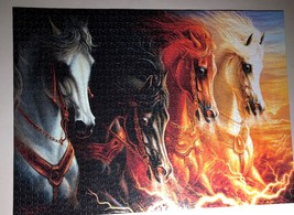 Jigsaw Puzzle 1500 Pieces The Four Horses of the Apocalypse 24 x 33 inch image 6