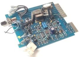 INDUSTRIAL TIMER CO. XL4-0 TEMPERATURE CONTROL BOARD XL40