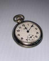 Ingersoll Midget Small Second Hand-Wind Mechanical Pocket Watch Not Working - $27.72
