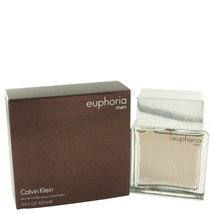 Euphoria by Calvin Klein 3.4 oz / 100 ml EDT Spray for Men - $36.62