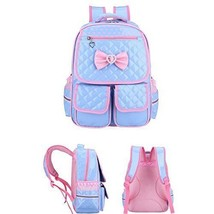 Girls Backpack Travel Shoulder Cute Roomy School Bag PU Leather Bookbag ... - $43.35