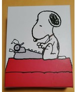 Peanuts Snoopy boxed set of 20 blank note cards & envelopes Graphique 4 ... - $12.00