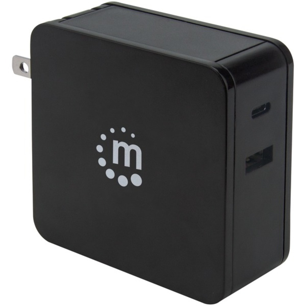 Primary image for Manhattan 180214 60-Watt Power Delivery Wall Charger (Black)