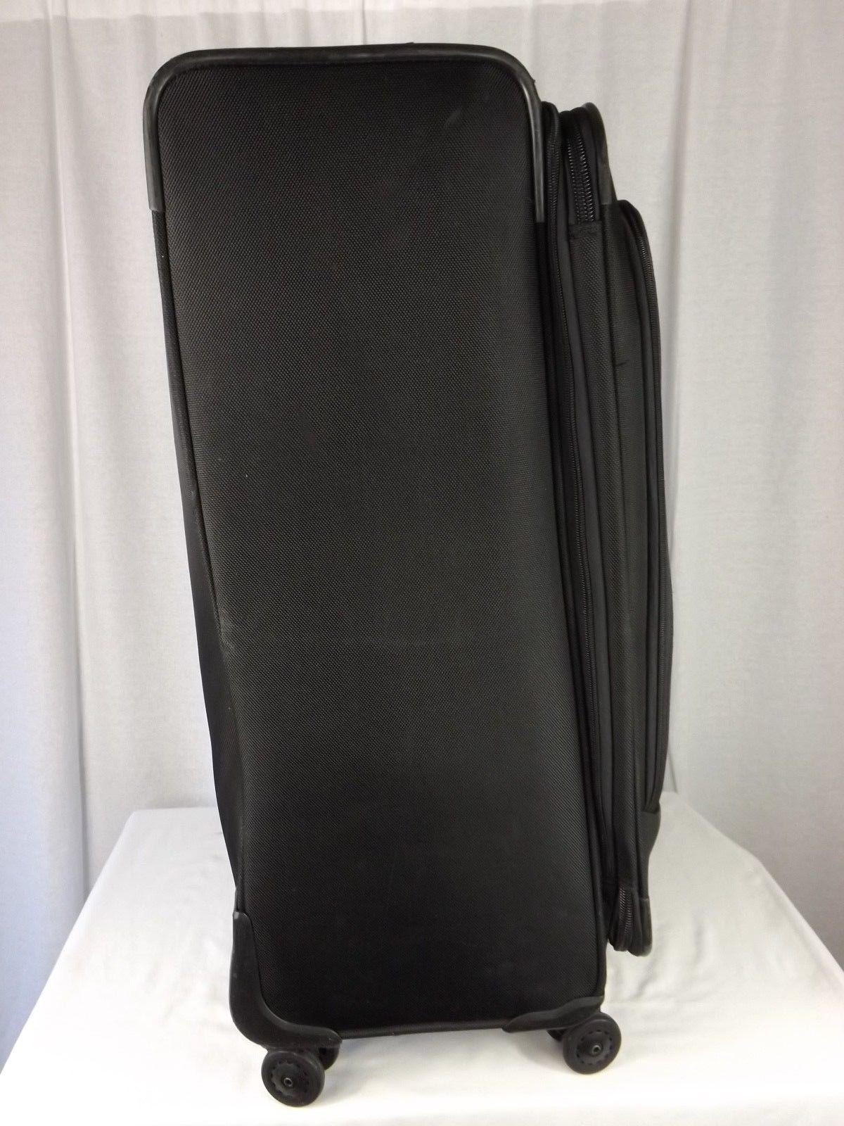 """Samsonite 1910.... 29"""" Expandable Spinner Upright Suitcase Luggage - Black image 5"""