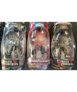 Transformers Diecast Figures Lot of 9 - $140.24