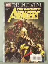 Marvel 6 The Iniative - The Mighty Avengers - Bendis Cho Keith - $2.53