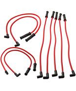 Pack of 9 Spark Plug Wires Ignition for Chevy Laguna Malibu Nova Truck S... - $66.33