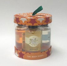 The Body Shop Jingle Rock Shower Gel Set Satsuma Green Tea Strawberry Mo... - $25.99