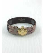 [Used] LOUIS VUITTON / Bangle / Good drag bracelet / Monogram - $243.00