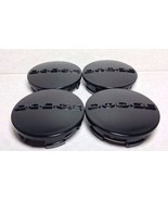 4 Pcs, Dodge Letter, Black, 63MM, Wheel Center Cap, #1SK35TRMAA-- FREE S... - $19.79