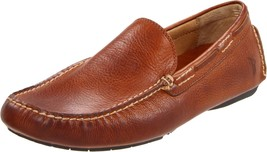 FRYE Men's West Driver Camel Loafer Shoes 10 M US - $126.28 CAD